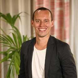 """Understanding the 'Why"""" is vital says social entrepreneur Jamie Moore, GM of Hello Sunday Morning"""