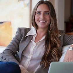 """Whitney Komor, founder of The Best Day says she is an """"accidental entrepreneur"""""""